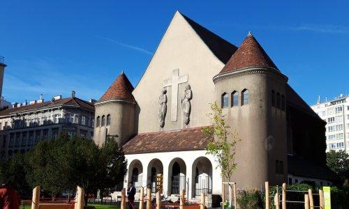 2. Bezirk Verklärungskirche Pfarrgemeinden Leopoldstadt und Brigittenau