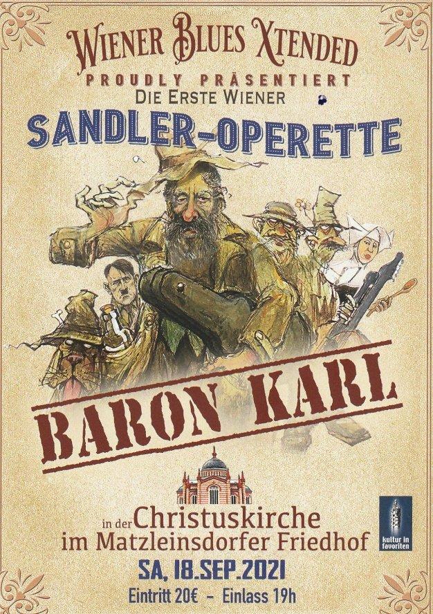 Baron Karl - Erste Wiener Sandler-Operette