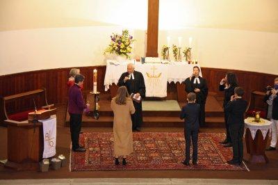 Konfirmation Verklärungskirche Mai 2021